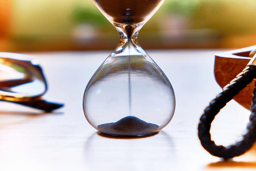 問合せから買取が終わるまでどれくらいの時間が必要?